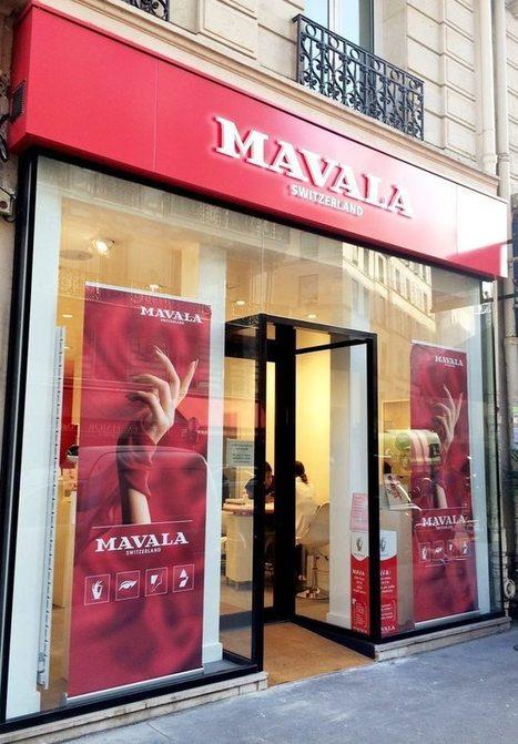 Mavala ouvre à Paris sa première boutique au monde | Beauté & Cosmétiques | Scoop.it
