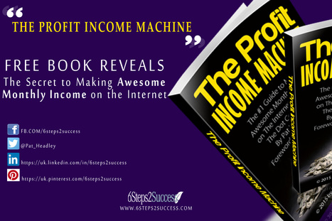 The Secret to Making Awesome Monthly Income on the Internet | Business & Technology | Scoop.it