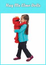 Hug Me Elmo Dolls | Hobbies | Scoop.it