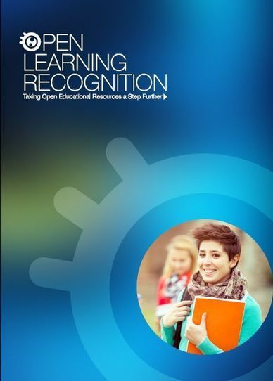 Open Learning Recognition: Taking Open Educational Resources a Step Further | EFQUEL | marked for sharing | Scoop.it