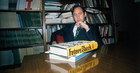 Why We Need to Pick Up Alvin Toffler's Torch | Good News For A Change | Scoop.it