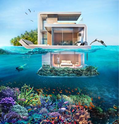 Architect plans underwater tennis complex in Dubai   Sports marketing ,advertising, and brand management   Scoop.it