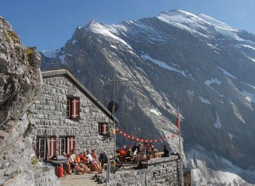 Gspaltenhornhütte - Home
