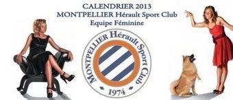 Les joueuses de MHSC prennent date | Coté Vestiaire - Blog sur le Sport Business | Scoop.it