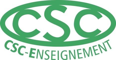 Le point de vue de la CSC Enseignement | Inscriptions en 1e secondaire, c'est reparti ! | Scoop.it