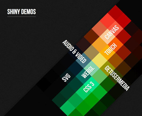 55 amazing examples of HTML5   HTML5 AND CSS3   Scoop.it
