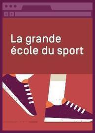 La grande école du sport - Réseau Canopé | TICE, DOC & MEDIAS | Scoop.it