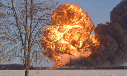 DOT Issues Emergency Order for Stricter Standards to Transport Crude Oil by Rail | EcoWatch | Sustain Our Earth | Scoop.it