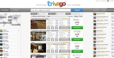 Expedia completes Trivago investment deal | Travel & NTIC | Scoop.it