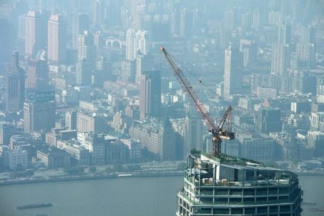 Mitigating the impact of Shanghai's rapid growth - Environment Journal | Sustainable Cities | Scoop.it