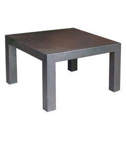 Dadra | Mesas de hierro y madera estilo industrial medida | MESA COMEDOR HIERRO CON SOBRE DE MADERA NEO 8X8 | Muebles de estilo industrial de hierro | Scoop.it