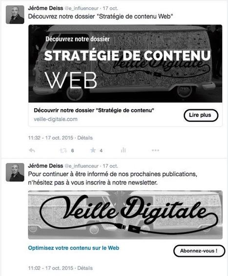 Stratégie de contenu Web : Mettre en avant votre contenu | Le métier de community manager | Scoop.it
