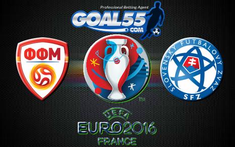 Prediksi Skor FYR Macedonia Vs Slovakia 16 November 2014 | Agen Bola, Casino, Poker, Togel, Tangkas | Scoop.it