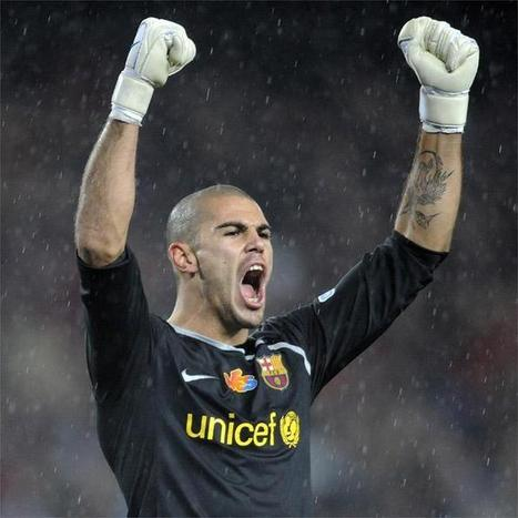 Victor Valdes' Injury Ends FC Barcelona Career, Dashes World Cup Hopes | FIFA World Cup | Scoop.it