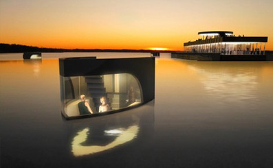 Botel: Floating Hotel with Modular Detachable Room Boats | Hotel and Resort Operations | Scoop.it