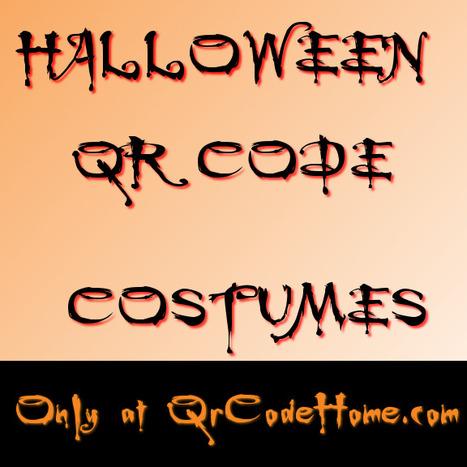 QR CODE HALLOWEEN COSTUME | QR CODE Advertising | Scoop.it