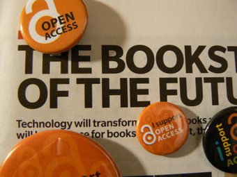 "... ""it was a very big year, I think, for open access"" 