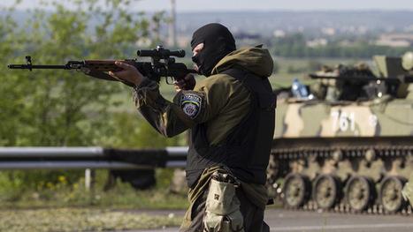 Ukraine military engages self-defense in Slavyansk — RT News | Ukraine | Scoop.it