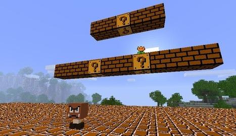 Super Mario Mod 1.6.4 | Minecraft mods | Scoop.it