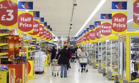 Tesco admits profits will be hit by disappointing Christmas sales | A2 Business Section B Case Studies | Scoop.it
