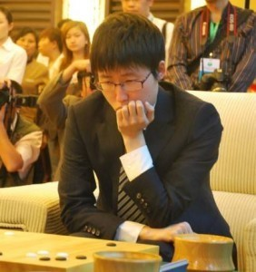 Iyama Yuta defeats Gu Li, Japan wins Bosai Cup - Go Game Guru | Go: The Ultimate Game | Scoop.it