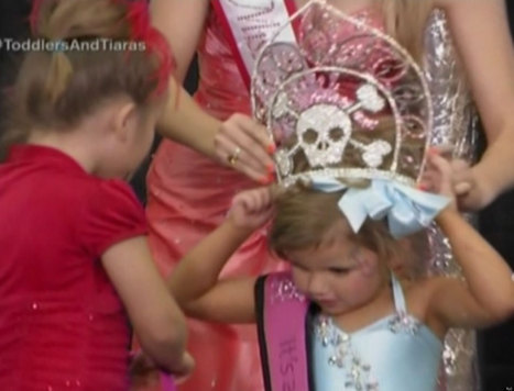 'Toddlers & Tiaras': Mom Spends $40000/Yr. On 4 ... - Huffington Post | Toddlers and Tiaras | Scoop.it