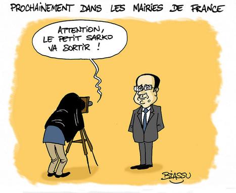 Hollande (la photo officielle)   Photos de LYonenFrance   LYFtv - Lyon   Scoop.it