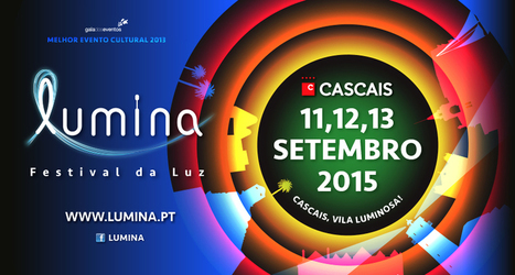 Lumina Light #Festival, Cascais 2015 /// #lightart #mediaart | Digital #MediaArt(s) Numérique(s) | Scoop.it