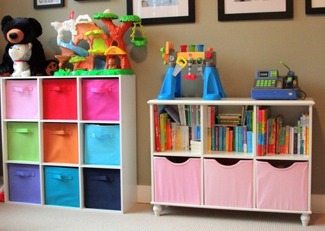 Kid's Bedroom Storage Solutions   All About Furniture   Scoop.it