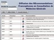 Société Française de Médecine Générale : Des RECO sur le NET : le DReFC   Médecine générale   Scoop.it