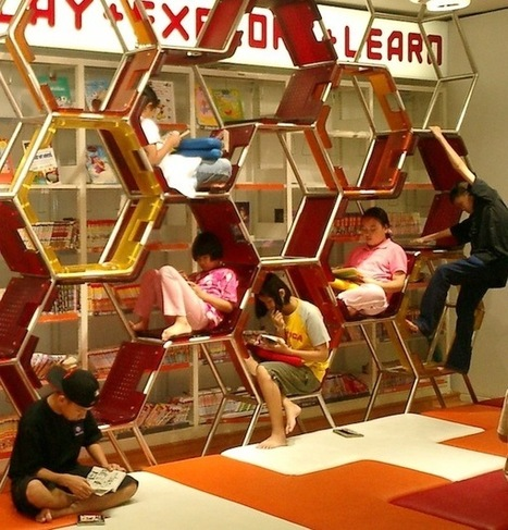 shoeless learning spaces | A New Society, a new education! | Scoop.it