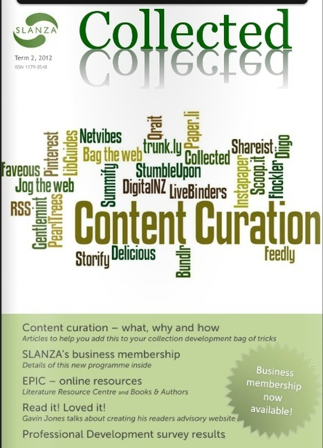 Content Curation Special Edition on Collected Magazine | MEDIACLUB | Scoop.it