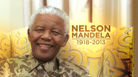 Nelson Mandela Centre of Memory | Daily World News | Scoop.it