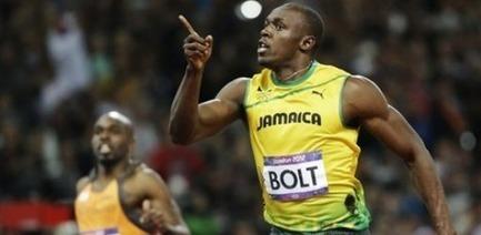 JO de Londres : Record de tweets par minute battu pendant le 200m d'Usain Bolt | Tout le web | Scoop.it