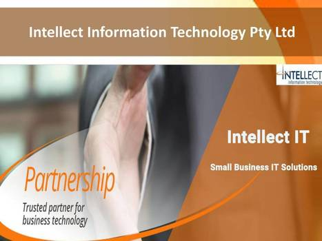 Professional Business IT Support Services – Intellect IT | Intellect Information Technology | Scoop.it