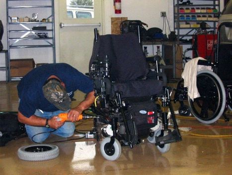 Routine Maintenance Can Stop You From Coping With Pay Top Dollars To Own Electric Mobility device Repair Done | Affordable Mobility | Scoop.it