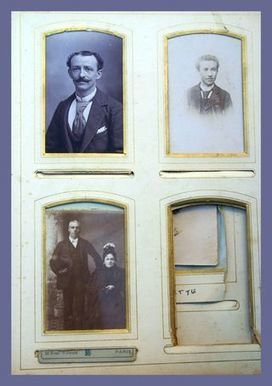 The French Genealogy Blog: Find a Photograph of Your Ancestor | Rhit Genealogie | Scoop.it