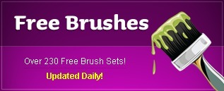 PS Brushes.net - Photoshop Brushes, Your Number one source for Photoshop Brushes | photoshop ressources | Scoop.it
