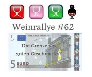 5€ - die Grenze des guten Geschmacks? Weinrallye #62 auf Drunkenmonday | Weinrallye | Scoop.it