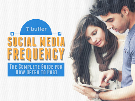 Slide Makeovers: Buffer's Social Media Guide | Pedagogies actives et outils numeriques | Scoop.it