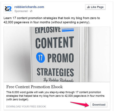 How To Grow Your Email List To 1,634 Subscribers In 5 Months   Content Marketing Tips   Scoop.it