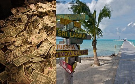 The Panama Papers are back, but this time we can ALL see who is dodging tax | The Canary | SteveB's Politics & Economy Scoops | Scoop.it
