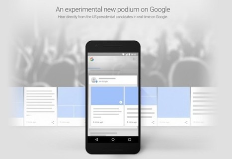 Google veut-il concurrencer Medium avec Google Posts ? - Blog du Modérateur | SocialWebBusiness | Scoop.it