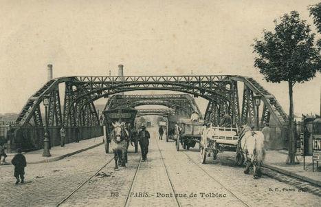 1895 - Le Viaduc de Tolbiac | GenealoNet | Scoop.it