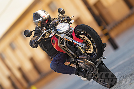 The Ducati Monster Turns 20 Years Old | Ductalk Ducati News | Scoop.it