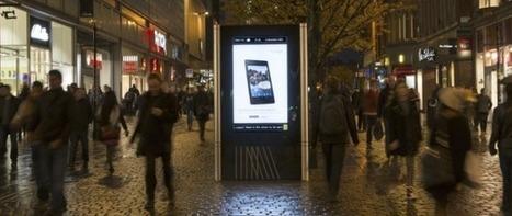 Royaume-Uni : Lancement de CityLive, un réseau de totems digitaux extérieurs à Manchester   The Meeddya Group   Scoop.it