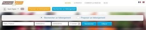 Runners & Co, l'hébergement social entre runners | Sport Digital | Scoop.it