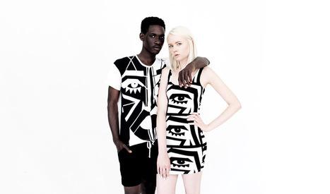 Kesh brings wearable art to American Apparel - The Upcoming | Wearable Arts | Scoop.it