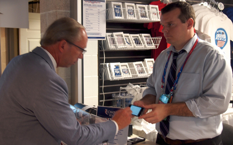Romney Campaign Fundraises for Success With Square | Community Management Strategies | Scoop.it