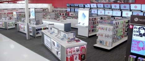 Target redesigning electronics section to pump up sales [Video]   Management   Scoop.it